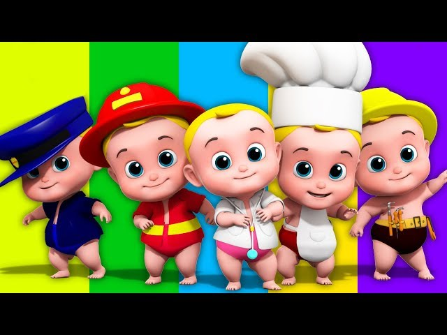 ABC Song   Boo Boo Song   Wheels On The Bus   Baby Shark   Nursery Rhymes & Songs for Babies