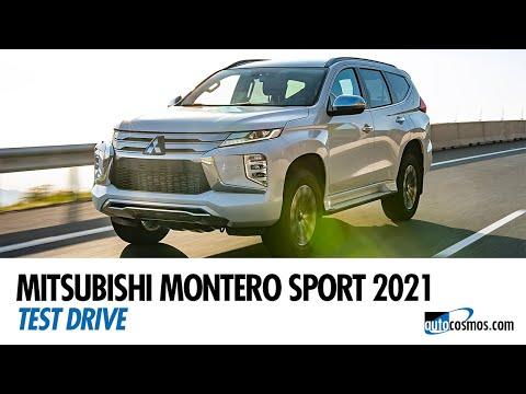 Probamos la Mitsubishi Montero Sport 2021