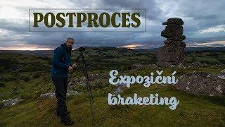 Krajinářská Fotografie - Postproces, Jak Upravuji Fotky