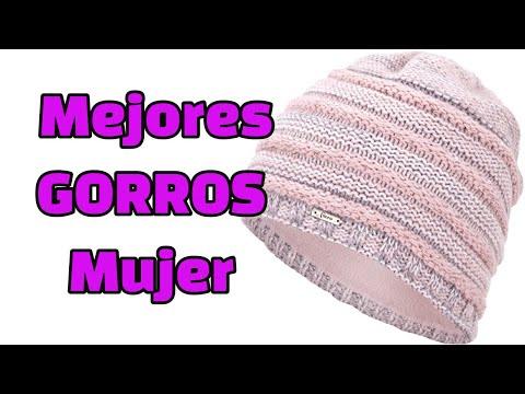 GORROS MUJER ✌️ INVIERNO 2020-2021 ✅ EN AMAZON