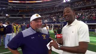 Highland Park Defeats Denton Ryan 43-21 in State Semi Final