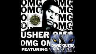 Usher Ft. Will.I.Am, David Guetta, And Sia - OMG/She Wolf (Trevor Mynd Remix)