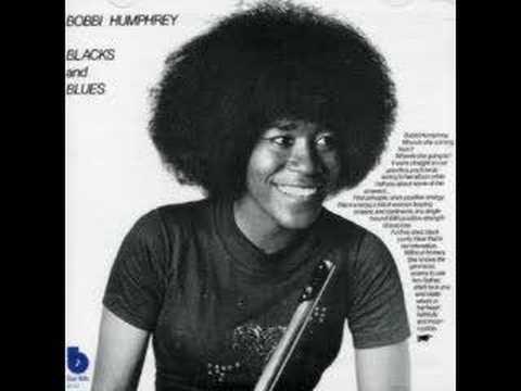 Bobbi Humphrey - Blacks and Blues (1973) online metal music video by BOBBI HUMPHREY