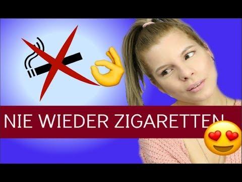 Wie und schneller Rauchen aufzugeben