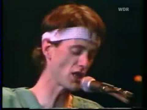 Peter Hammill (K-Group) Sphinx in the face Live 1981