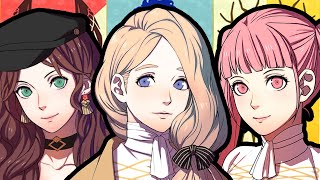 Which House Should You Choose? What Students Are In Each House? - Fire Emblem Three Houses