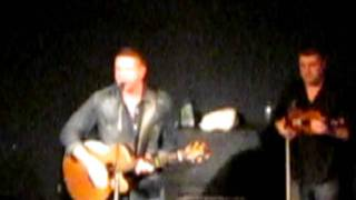 Damien Dempsey - Apple of My Eye - Inis Oirr - Oct 1st 2011