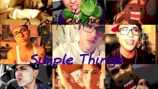 Simple Things - Joey Diamond [: