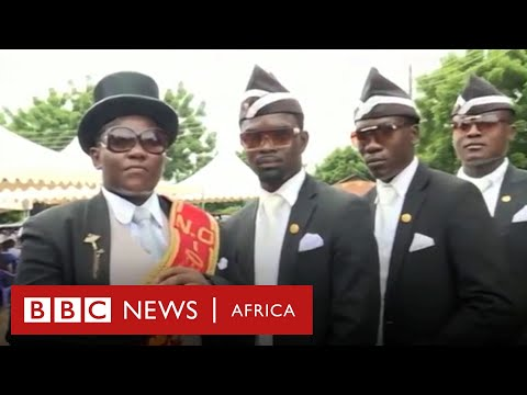 Ghana's dancing pallbearer talk about life after becoming THE meme of Covid-19