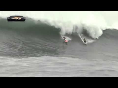 Top Waves from the Billabong Pico Alto
