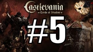 Прохождение Сastelvania Lords Of Shadow PC - Часть 5 - Вход в лабиринт