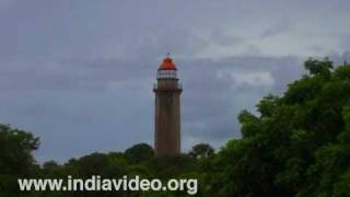 Light house at Mahabalipuram