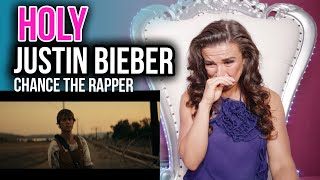 Vocal Coach Reacts to Justin Bieber - Holy
