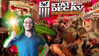 Let's be strategic State of Decay: YOSE