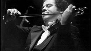 Ravel: Tzigane - Perlman, Mehta: New York Philharmonic.