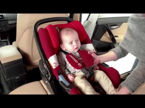 Concord Air Safe Babyschale + Isofix Basis