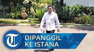 Ditunjuk Jadi Menteri, Wishutama Bicara Tingkatkan Kreativitas SDM dengan Jokowi