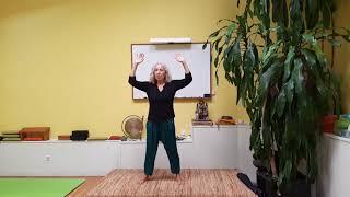 Qi Gong 14 elasticitat i reforç general