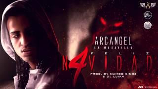 Feliz Navidad 4 (Con Letra) - Arcángel   ★   Reggaeton 2012    ★
