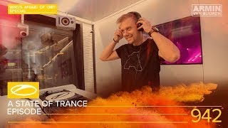 Armin van Buuren - Live @ A State Of Trance Episode 942 [#ASOT942] 2019 Who's Afraid of 138!? Special