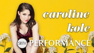 Caroline Kole Performs 'What If'