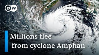 India and Bangladesh brace for cyclone Amphan | DW News
