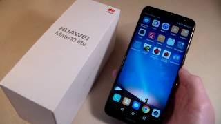 Обзор Huawei Mate 10 Lite 4/64GB (HD)