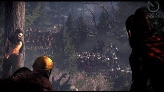 Total War: ROME II - Gameplay Walkthrough | Battle of Teutoburg Forest
