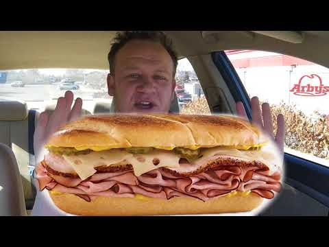 Arby's NEW! ☆MIAMI CUBAN SANDWICH☆ Food Review!!!