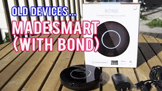 Turn Dumb Remote-Controlled Devices, into Smart Ones, with Bond