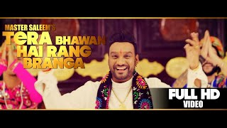 Master Saleem - Tera Bhawan Hai Rang Branga | Latest Punjabi Devotional Song 2018 | Master music