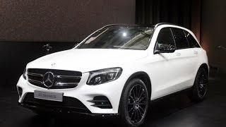 Mercedes-Benz GLC  - Тест драйв
