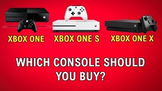 Gambar cover Xbox One vs Xbox One S vs Xbox One X - Which Console Should You Buy?