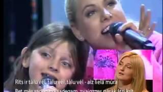 Alīna Ņikitina un Liene Greifāne RĪTS IR TĀLU VĒL