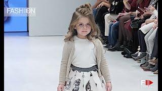 MONNALISA Belarus Fashion Week Spring Summer 2018 - Fashion Channel