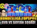 Download Video FIFA 16: BUNDESLIGA SQUAD BUILDER (DEUTSCH) - FIFA 16 ULTIMATE TEAM - TOPSPIEL! BVB VS BAYERN!