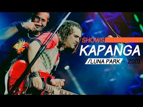 Kapanga video Luna Park 2010 - Show Completo