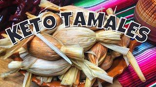 "KETO: Mexican Tamales or ""Ketamales"""