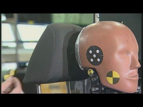 ADAC Kopfstützen-Test
