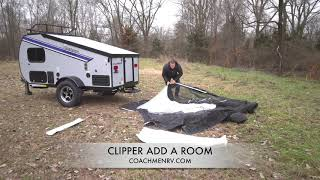 Coachmen Clipper Add-A-Room
