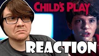"CHILD'S PLAY (2019) - ""Peekaboo"" Sneak Peak Reaction!"