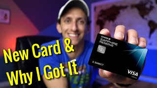 Chase Sapphire Reserve Unboxing & Why I Decided On This Credit Card