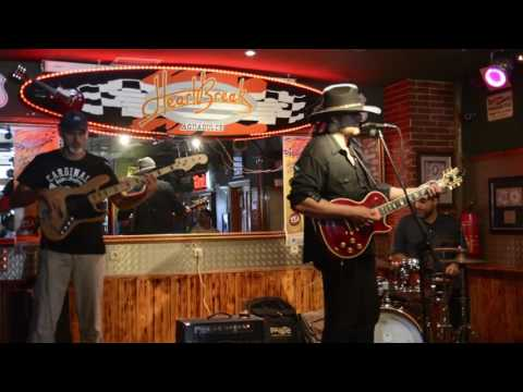 Maho Blues Band en Heartbreak Aguadulce