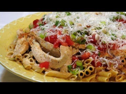 Cajun Chicken Pasta -- Lynn's Recipes