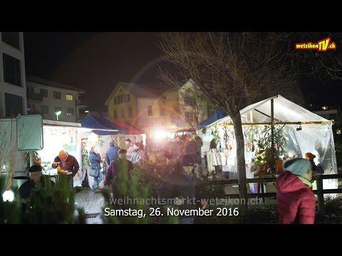 Weihnachtsmarkt Wetzikon