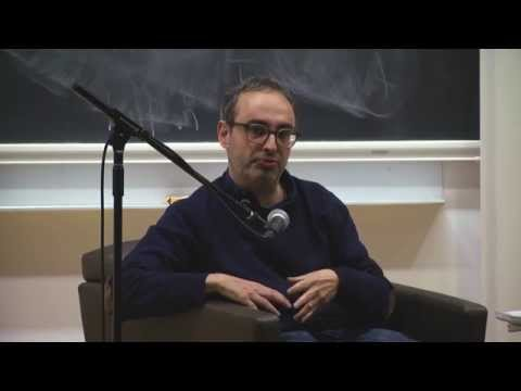 Little Failure: Reading and Conversation with Gary Shteyngart