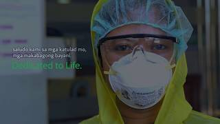 Claudine Villamor, isang ER Staff Nurse. Ang Makabagong Bayani.