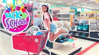 Back to School Shopping Haul 2018! CUTE School SUPPLIES!