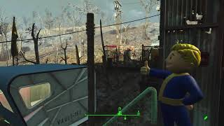 Defending a Checkpoint near Graygarden in Mama Murphy's Spare Robochair