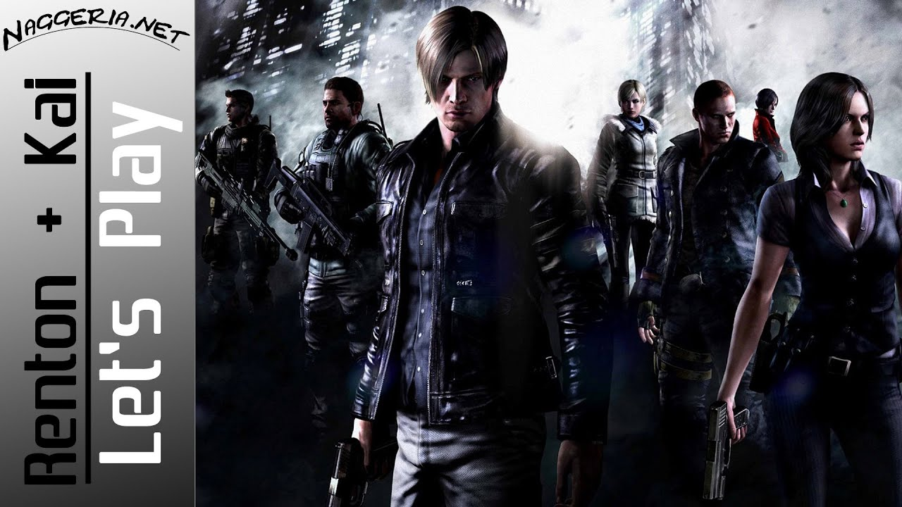 Resident Evil 6 (PS4) – [Leon] – Part 1